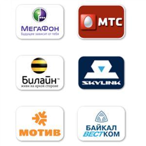 Операторы сотовой связи Богатого