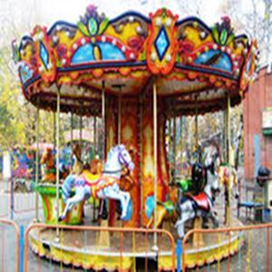 Парки культуры и отдыха Богатого